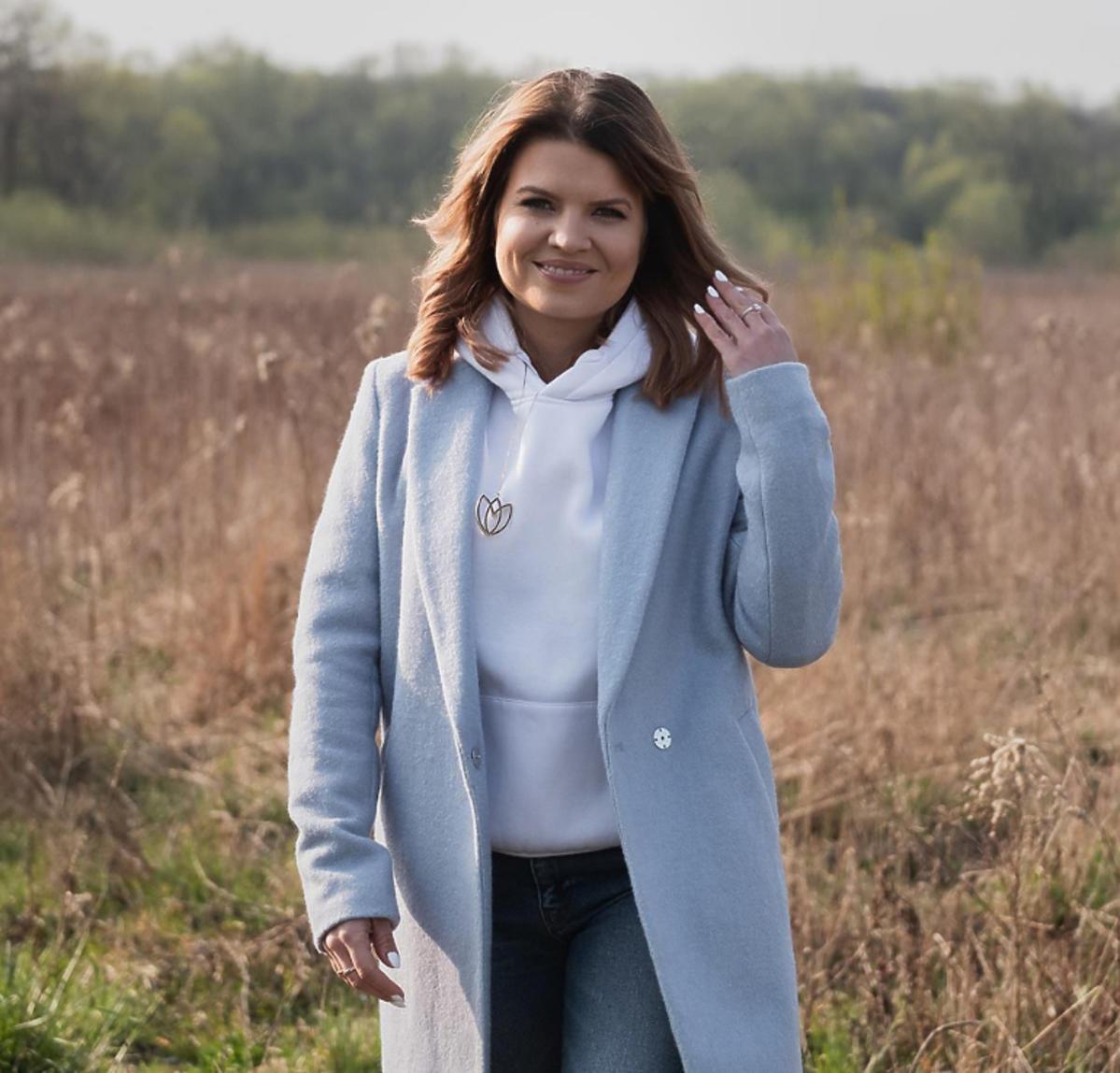 Marta Manowska na planie 6 edycji show