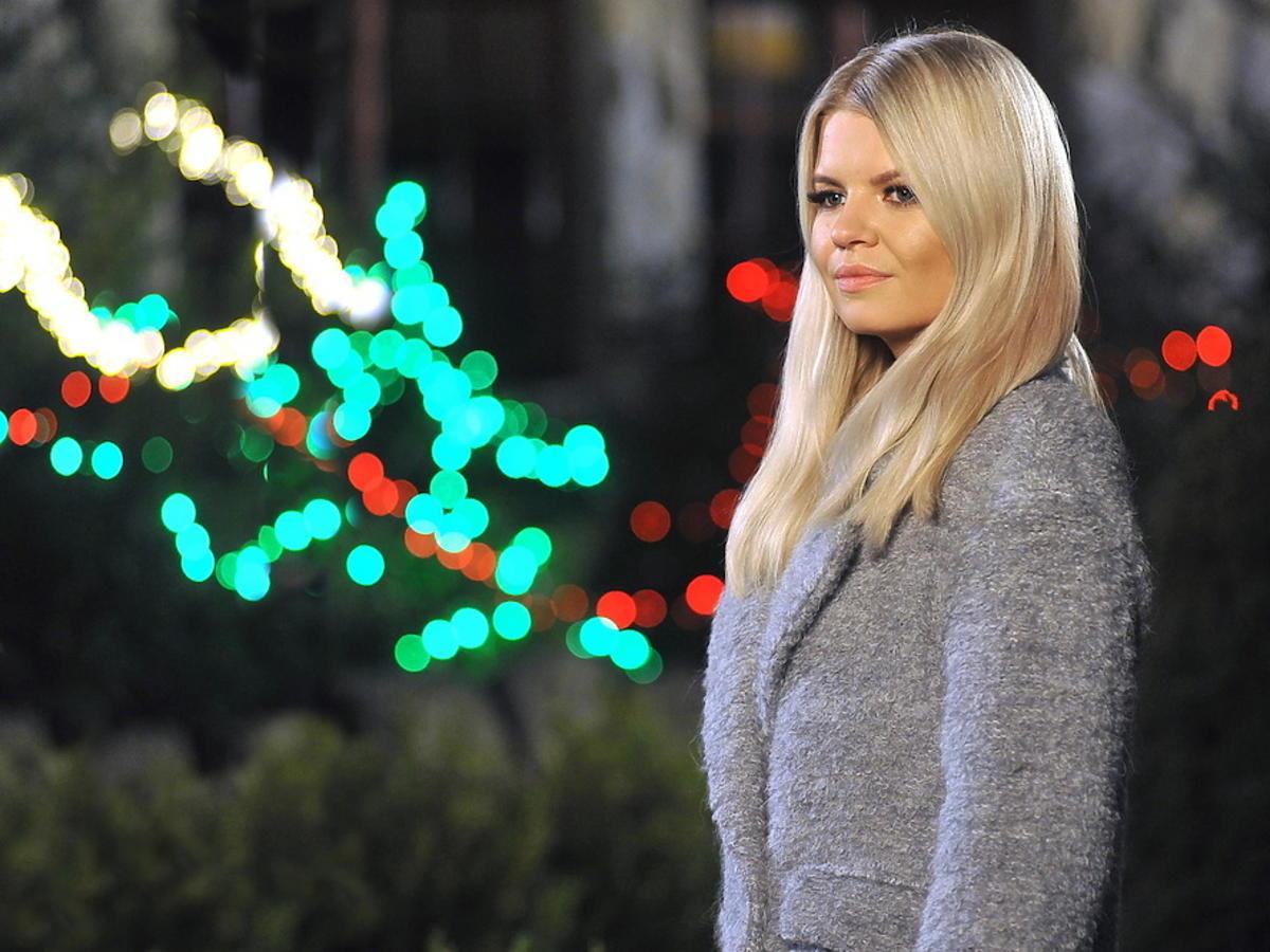 Marta Manowska w świątecznym odcinku Rolnik szuka żony