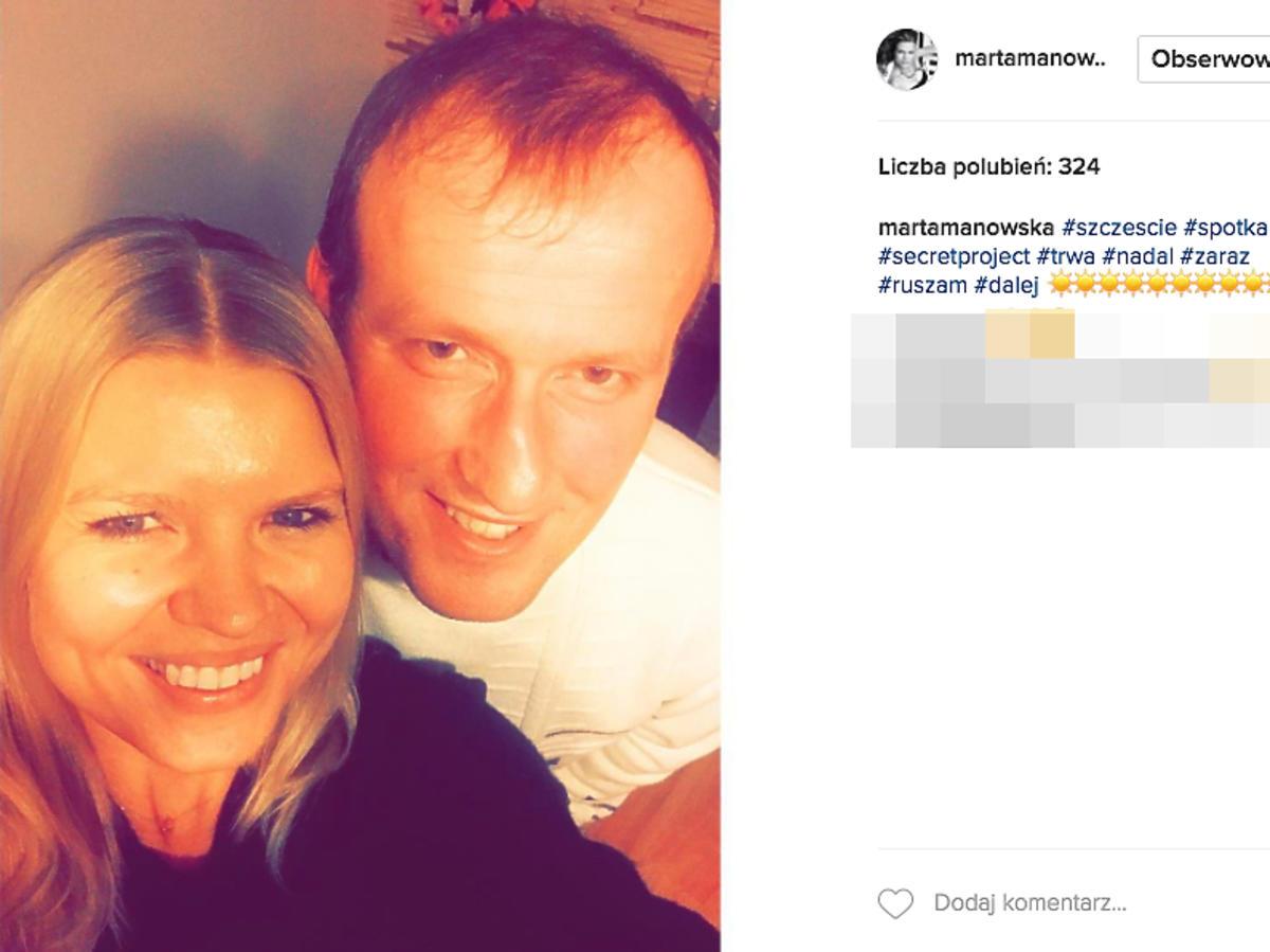 Marta Mnowska, Zbyszek z Rolnik szuka żony