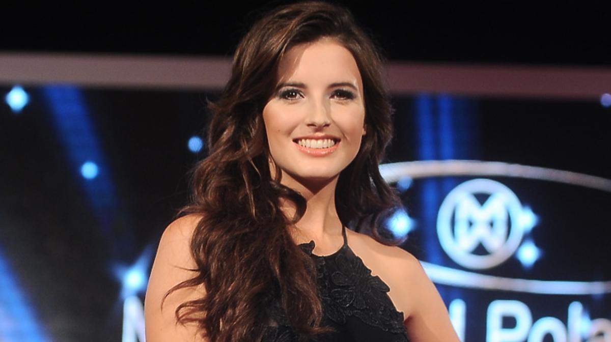 Marta Pałucka wygrała wybory Miss World Poland 2015