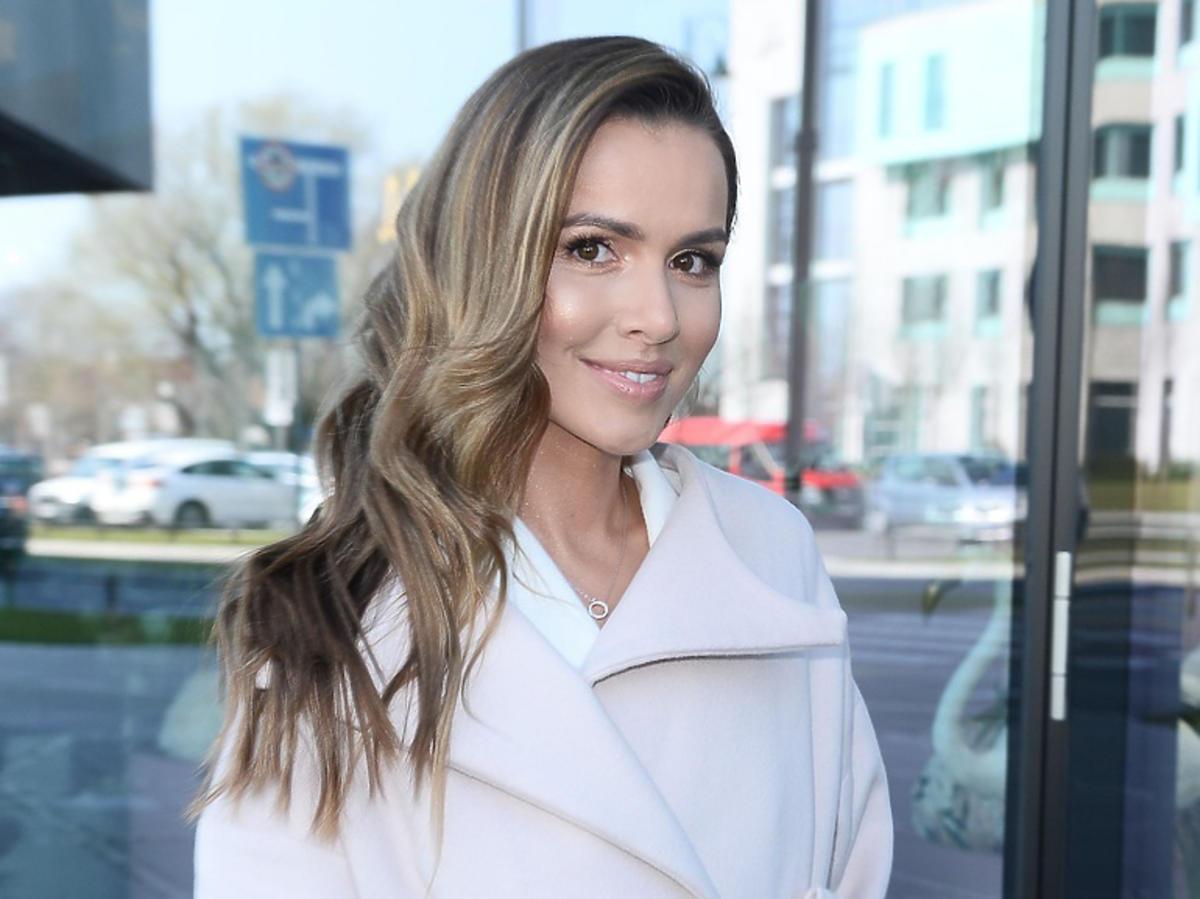 Marta Żmuda Trzebiatowska zmieniła fryzurę