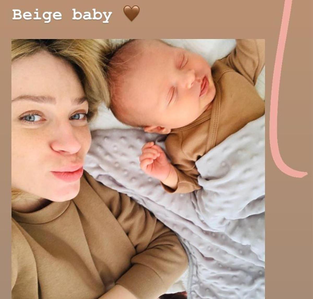 Martyna Gliwińska z synem Kazimierzem.jpg