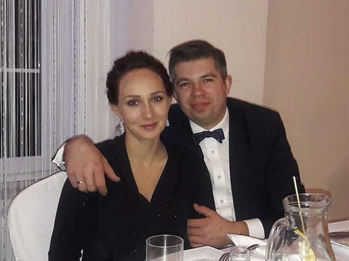Martyna i Paweł Szakiewiczowie