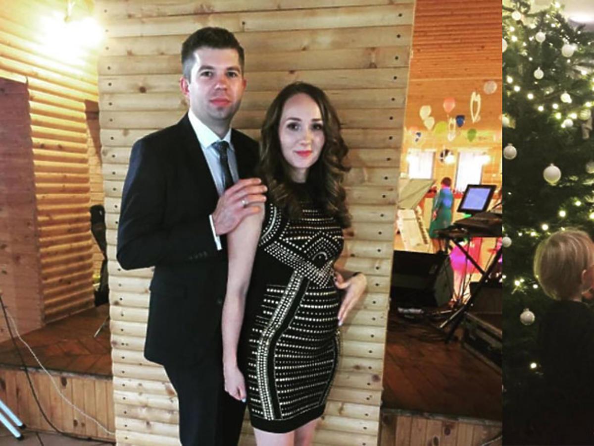 Martyna Szakiewicz w ciąży