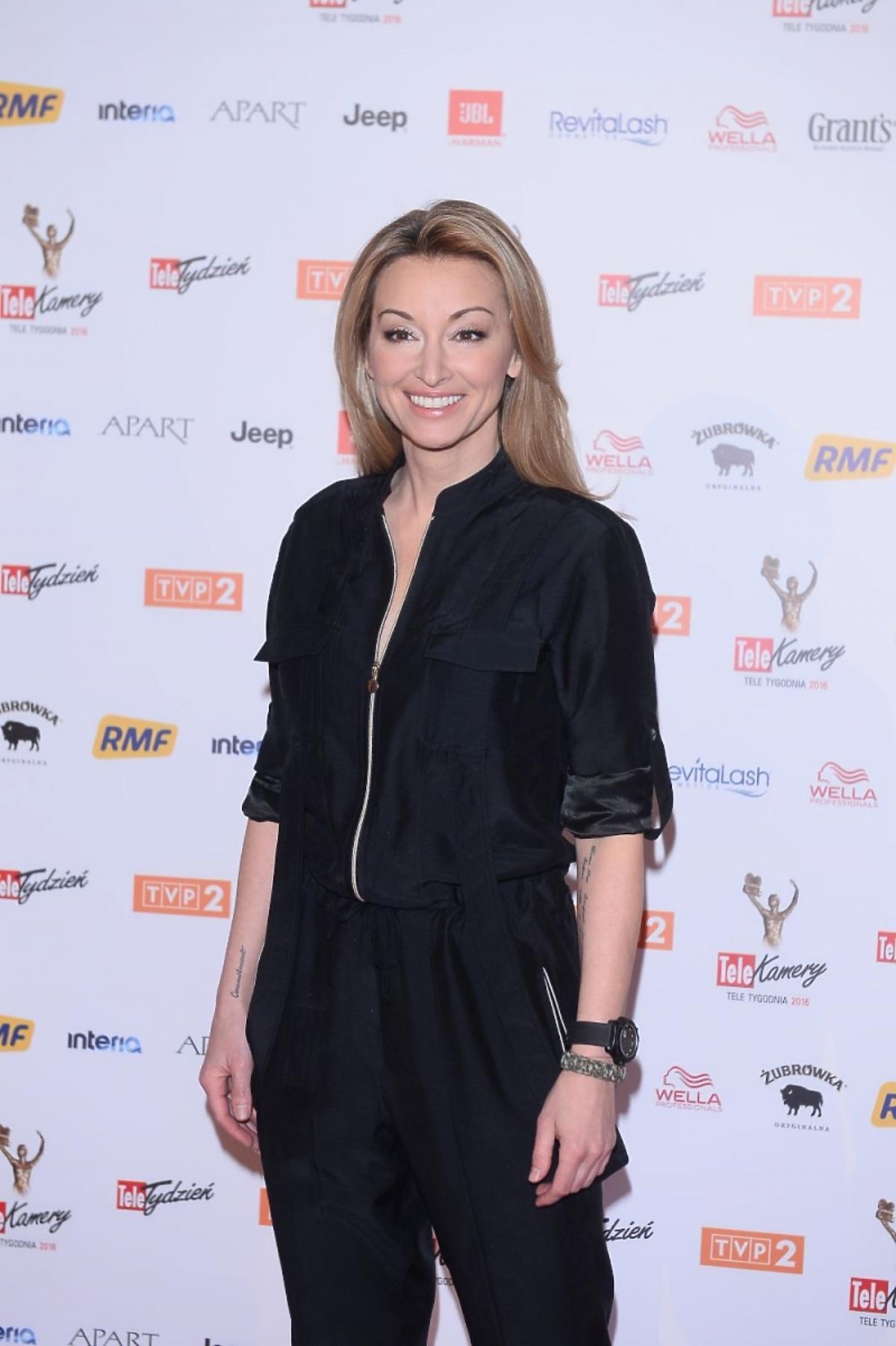 Martyna Wojciechowska na TeleKamerach 2016