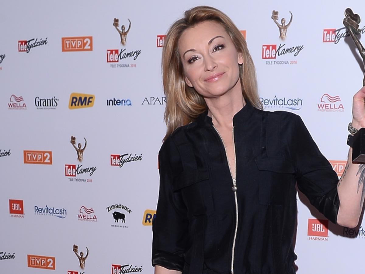 Martyna Wojciechowska na TeleKamerach
