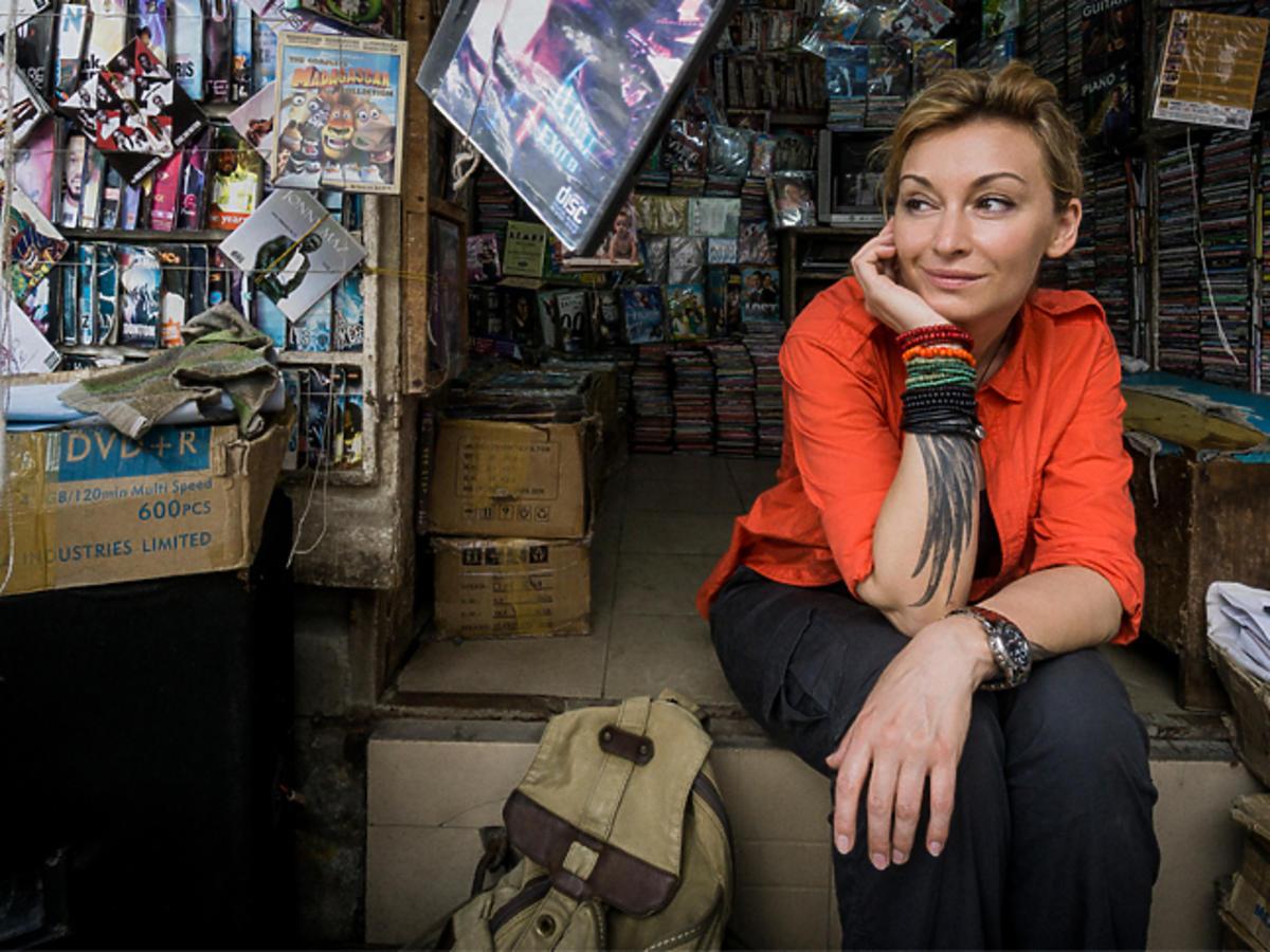 Martyna Wojciechowska o Kobiecie na krańcu świata