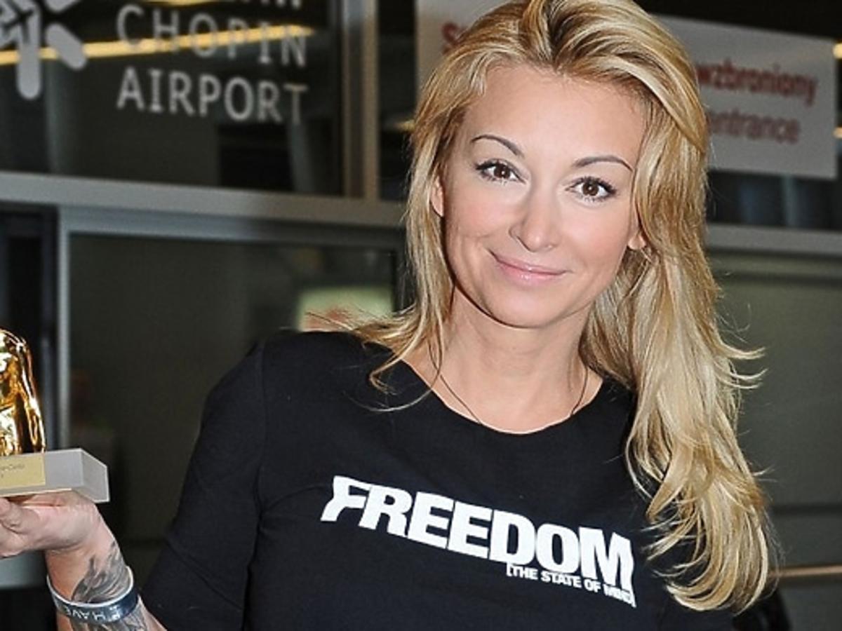 Martyna Wojciechowska pochwaliła się śliczną córką