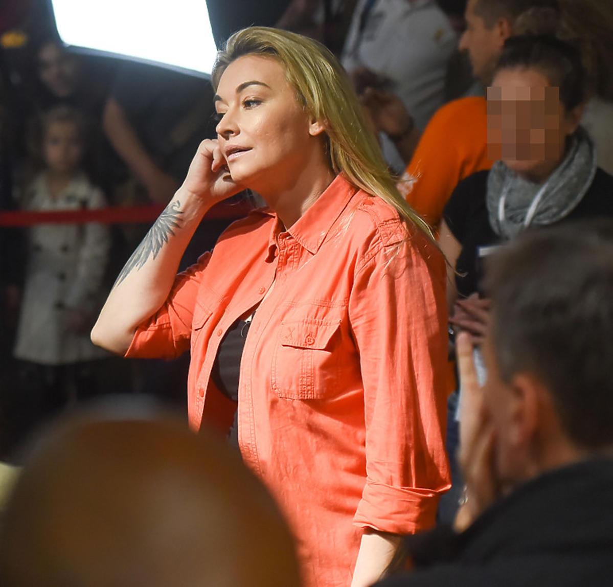 Martyna Wojciechowska wróciła zza granicy