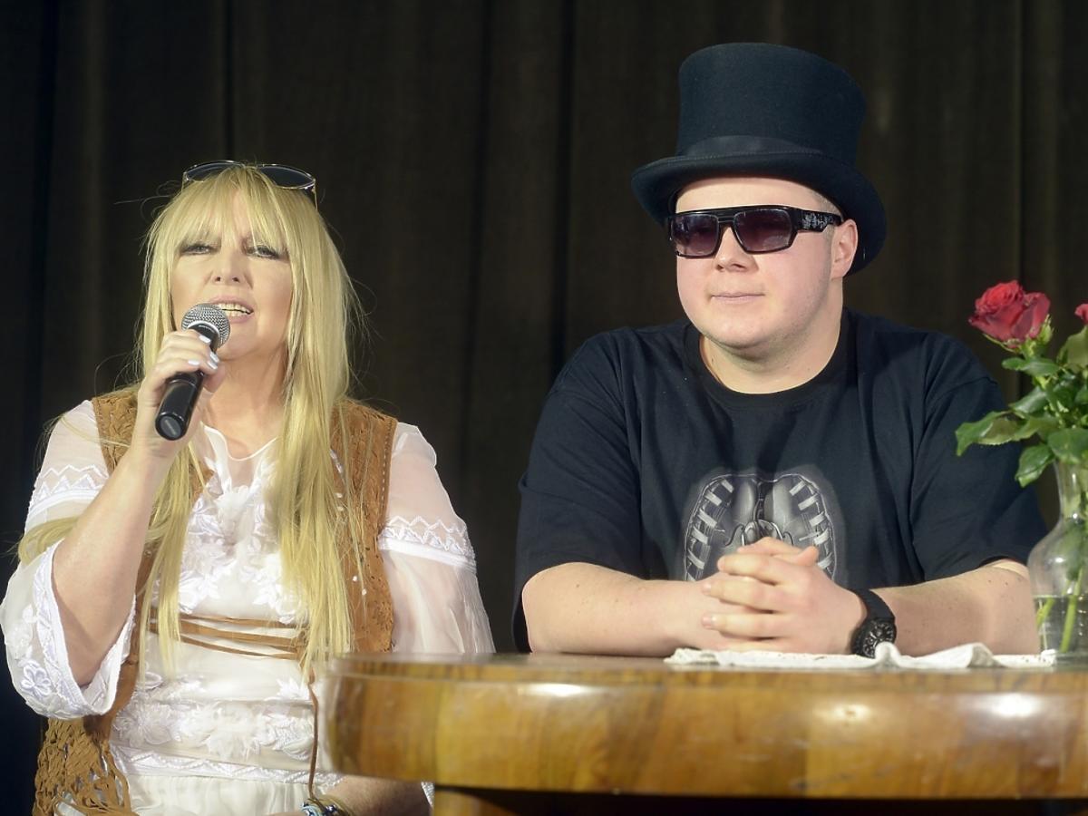 Maryla Rodowicz i Donatan na premierze teledysku