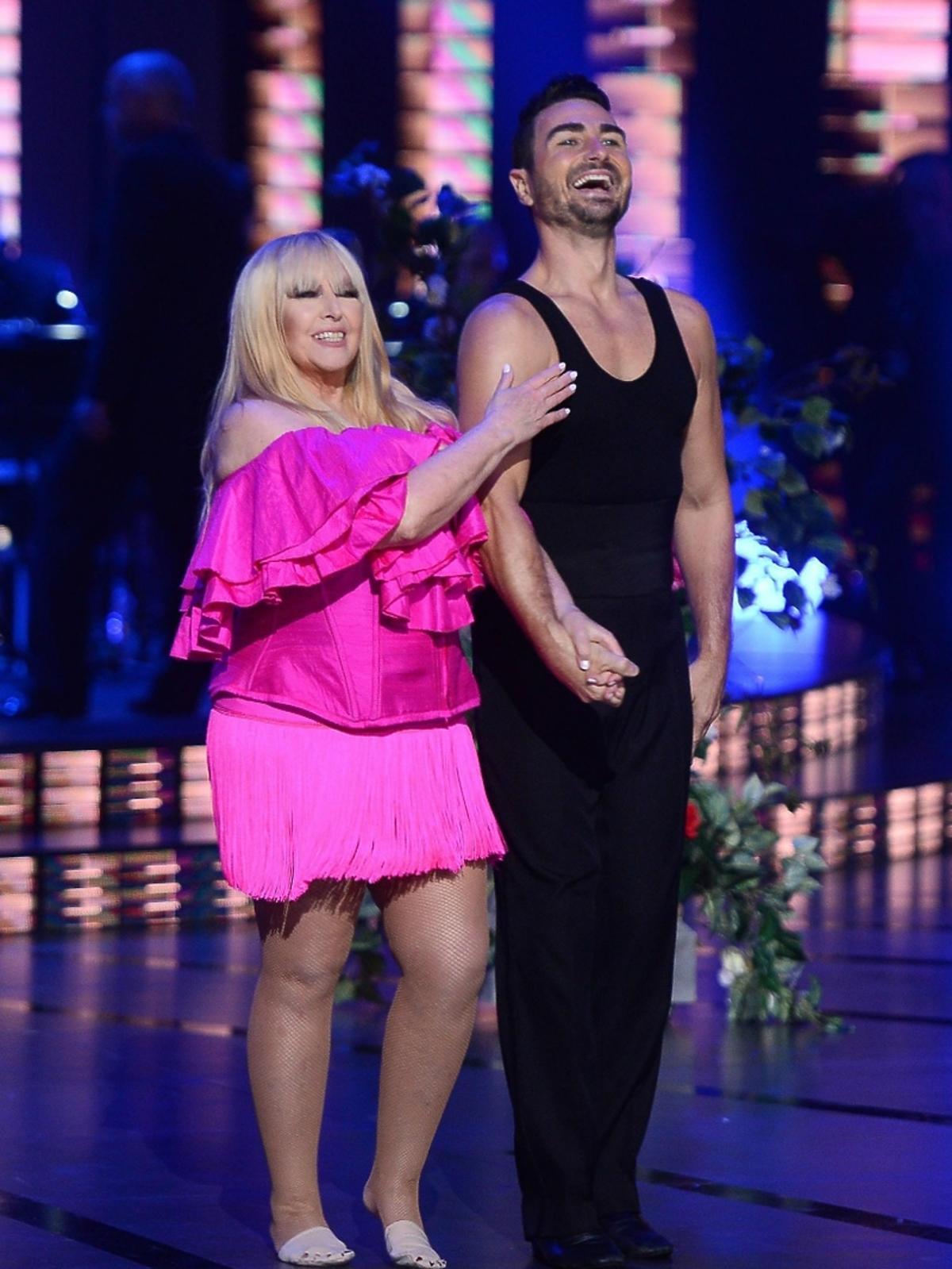 Maryla Rodowicz i Jan Kliment