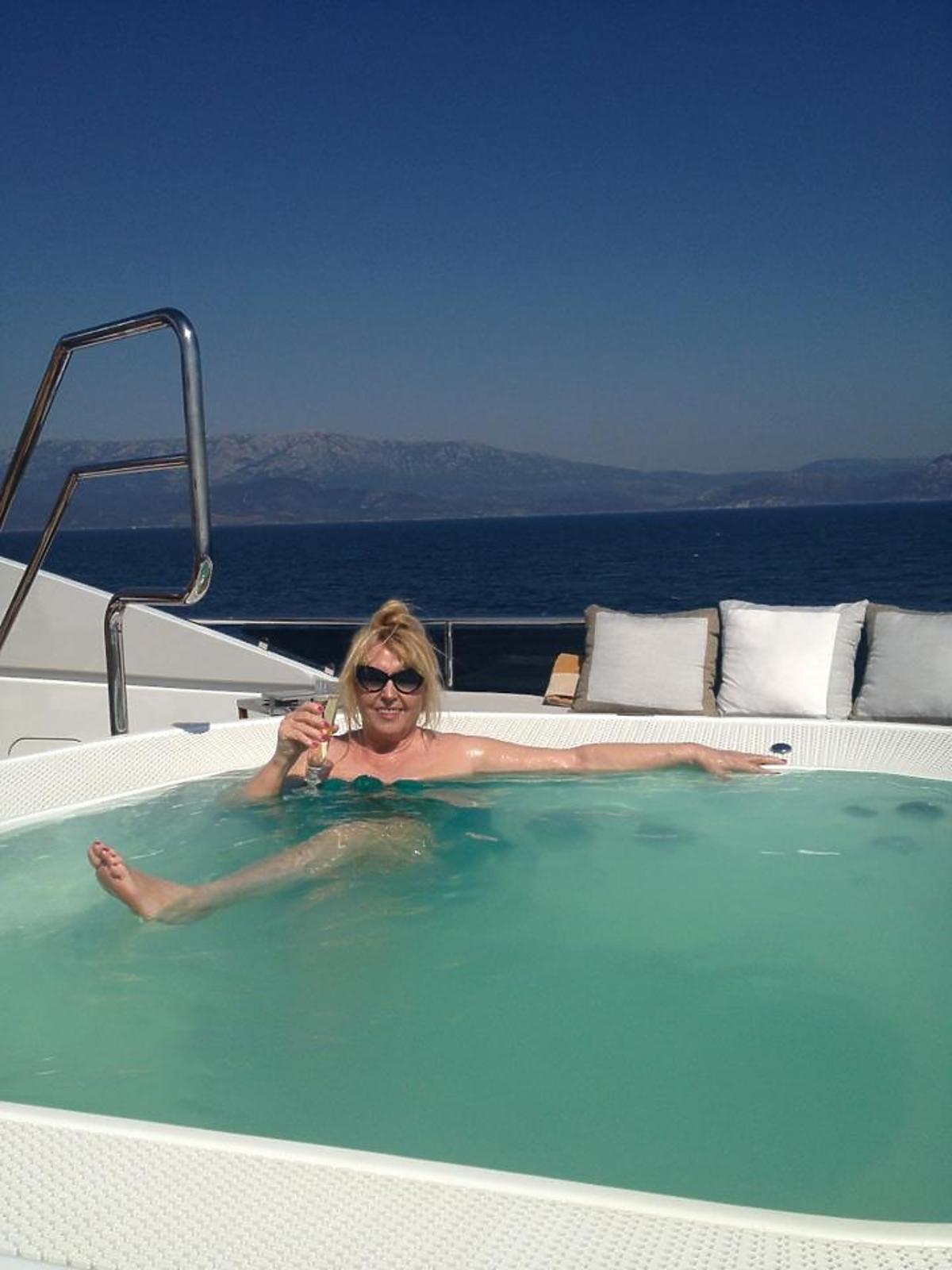 Maryla Rodowicz majówkę spędza w Turcji