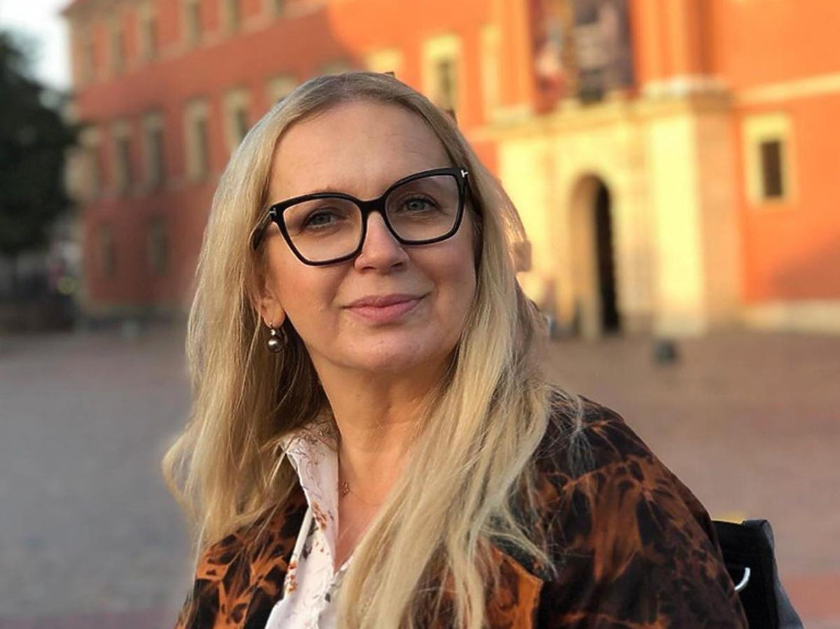 Marzena Rogalska pokazała łazienkę