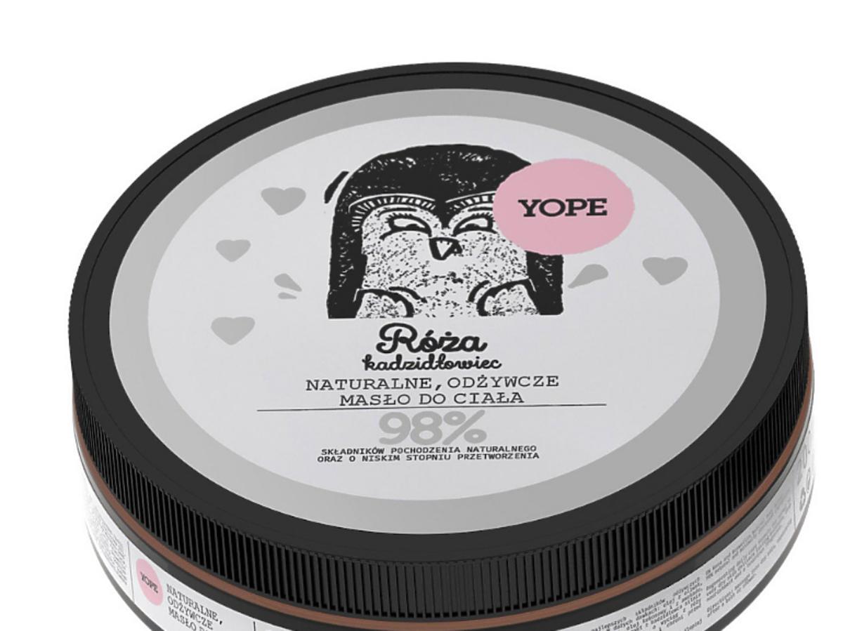 Masło do ciała YOPE