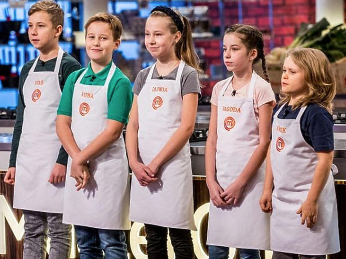 Master chef junior półfinaliści