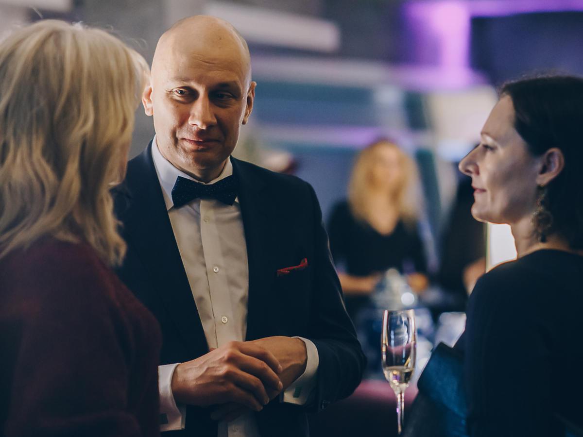 Masterclass, spotkanie z Andrzejem Sewerynem