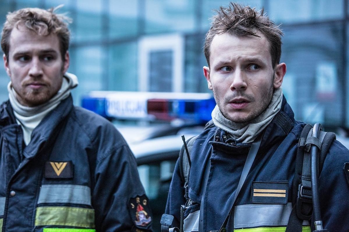 Mateusz Banasiuk, serial Strażacy