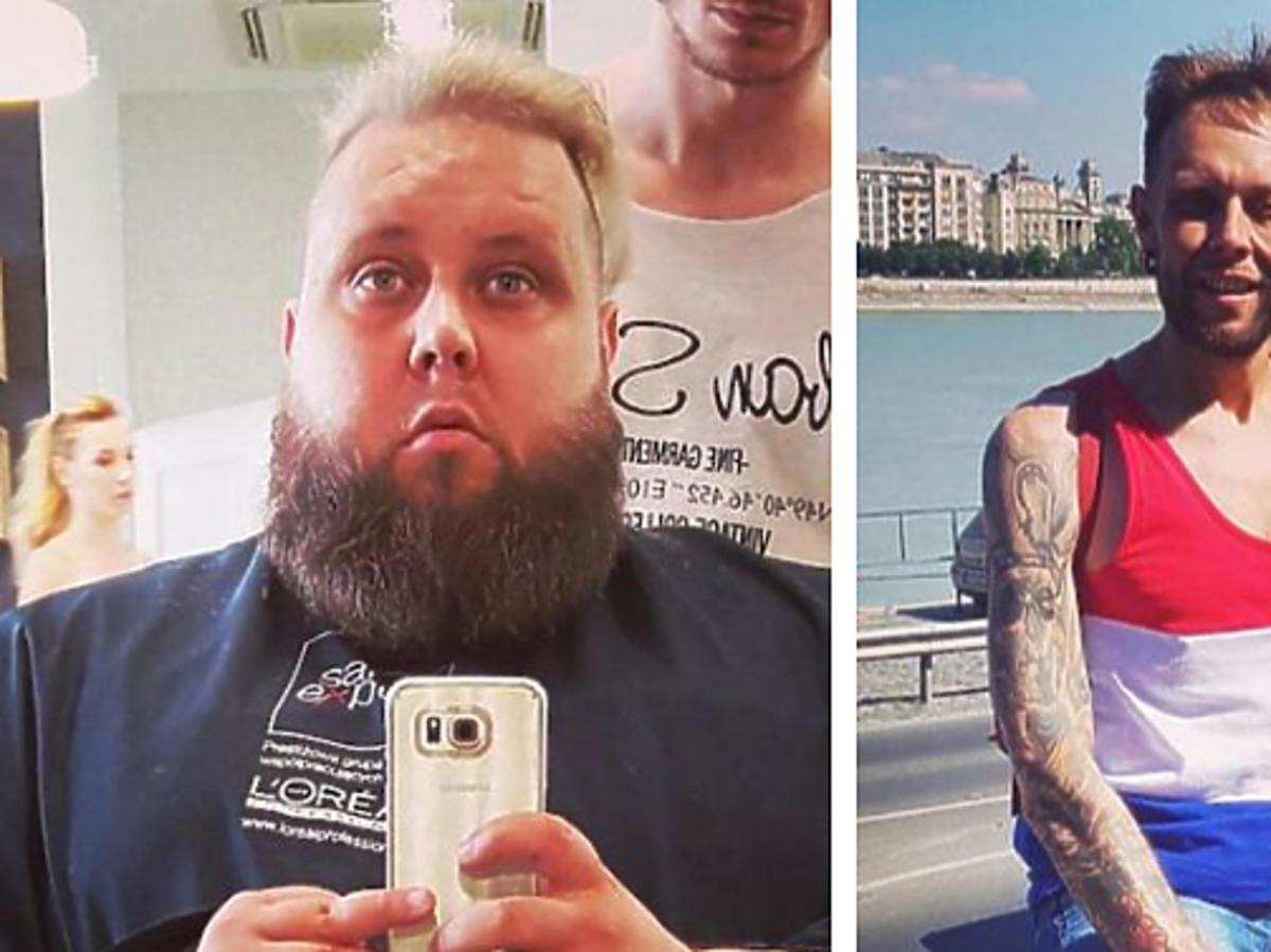 Mateusz Borkowski z Gogglebox przed i po odchudzaniu