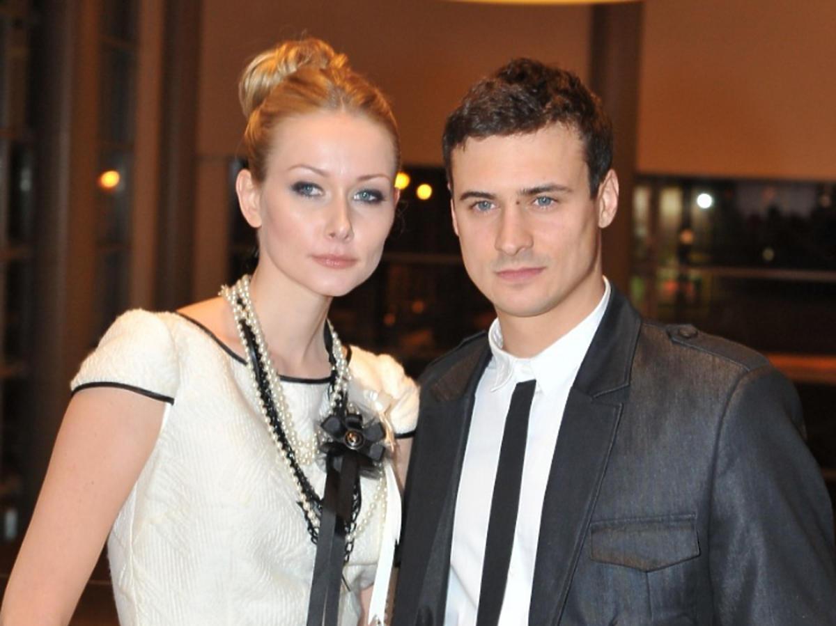 Mateusz Damięcki i Monika, krótkie małżeństwo