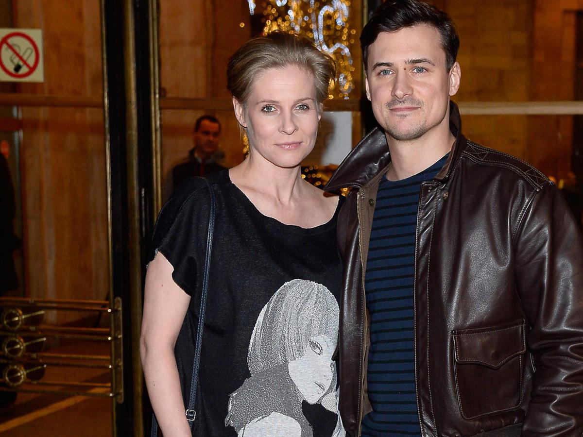 Mateusz Damięcki i Paulina Andrzejewska w ciąży