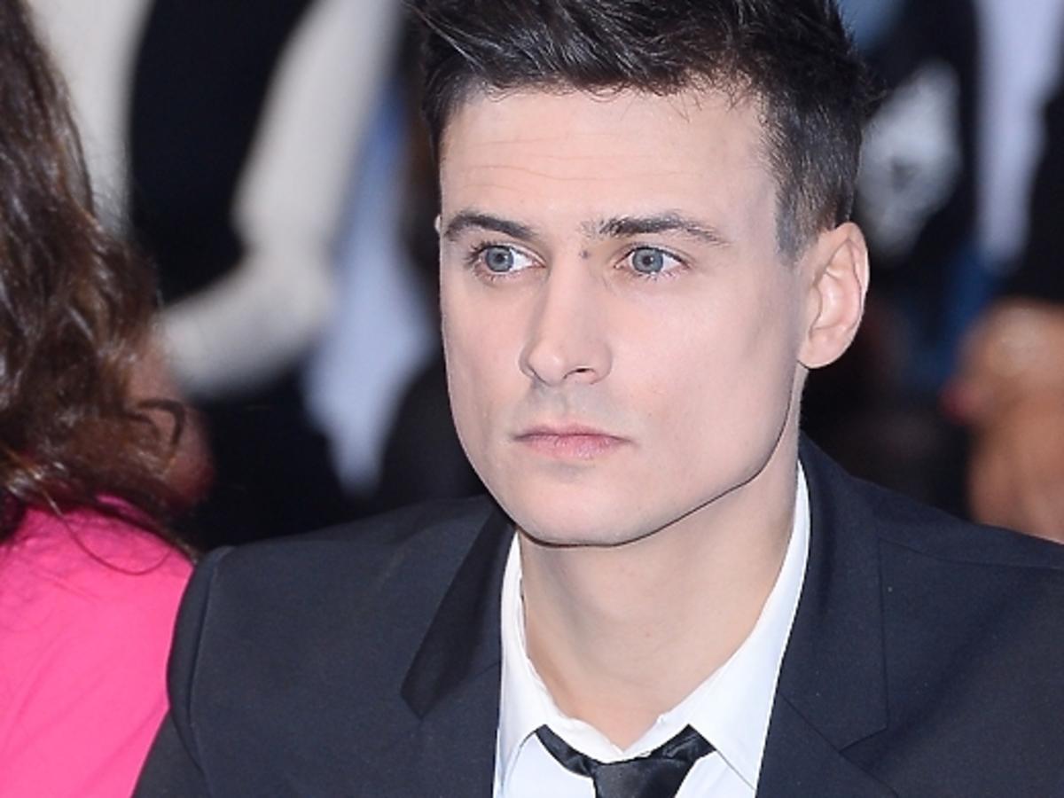 Mateusz Damięcki zapuścił wąsy
