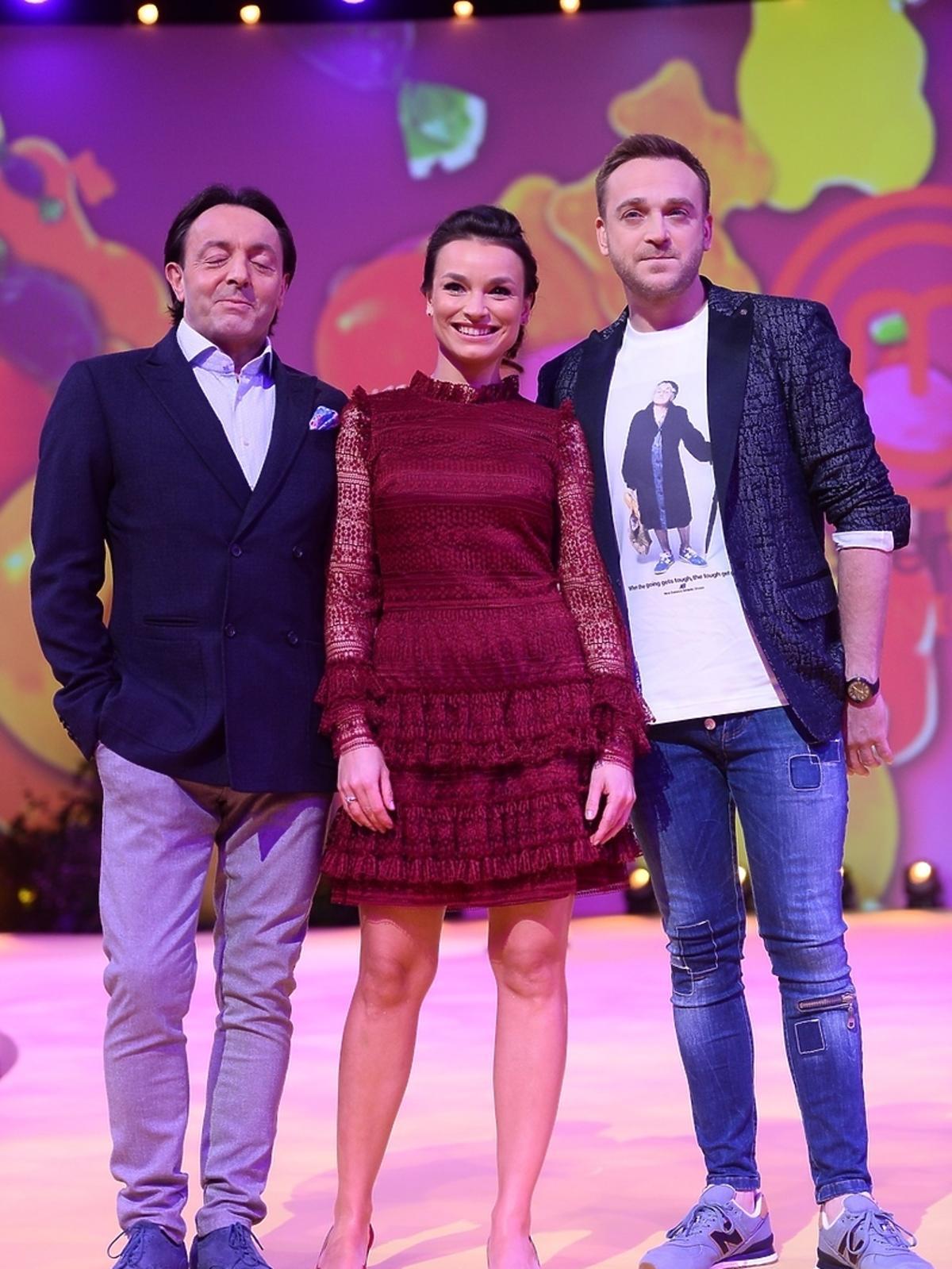 Mateusz Gessler, Anna Starmach i Michel Moran na ramówce TVN