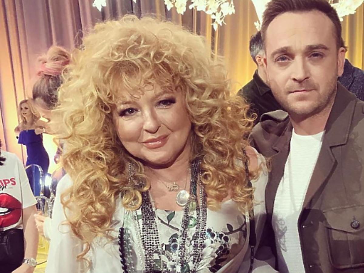 Mateusz Gessler i Magda Gessler na ramówce TVN