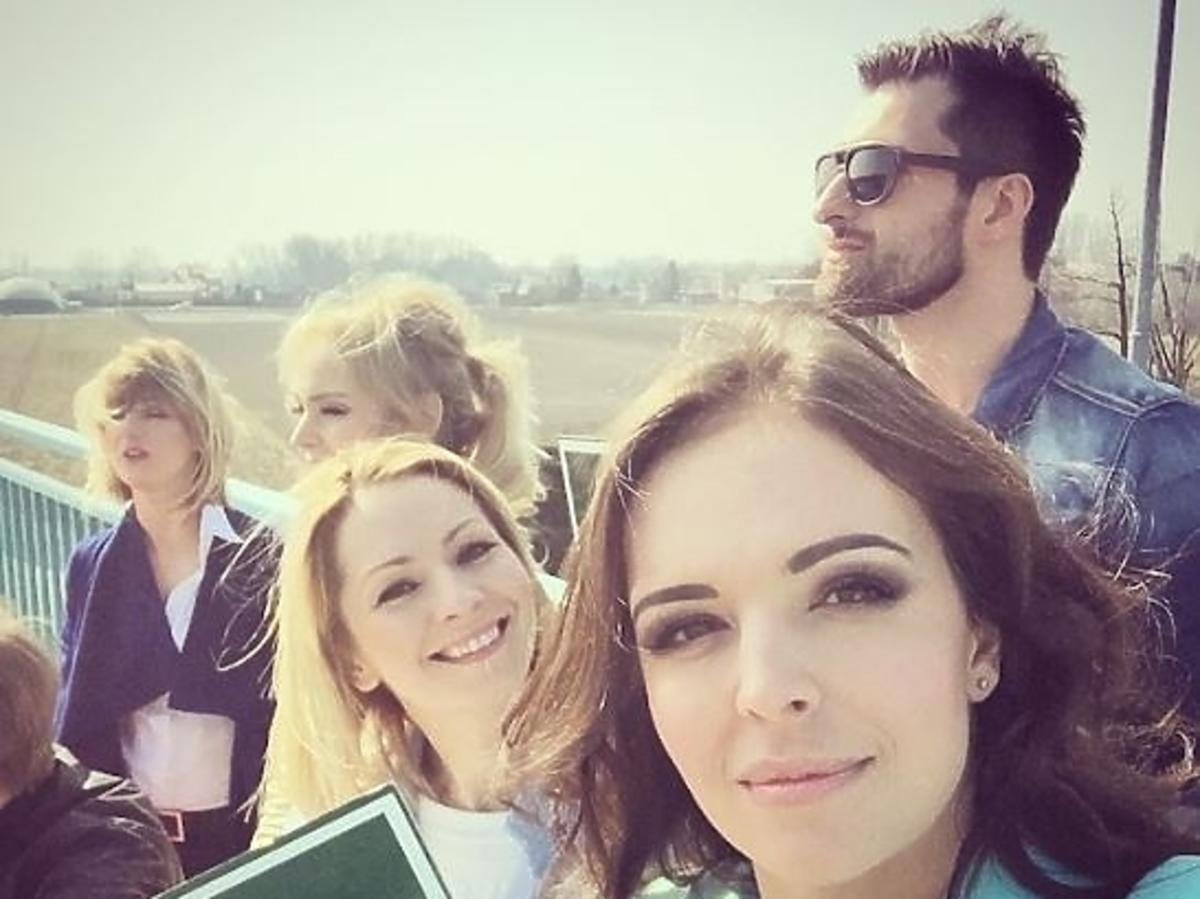 Mateusz Hładki, Anna Wendzikowska i Katarzyna Oblubińska w nowym cyklu