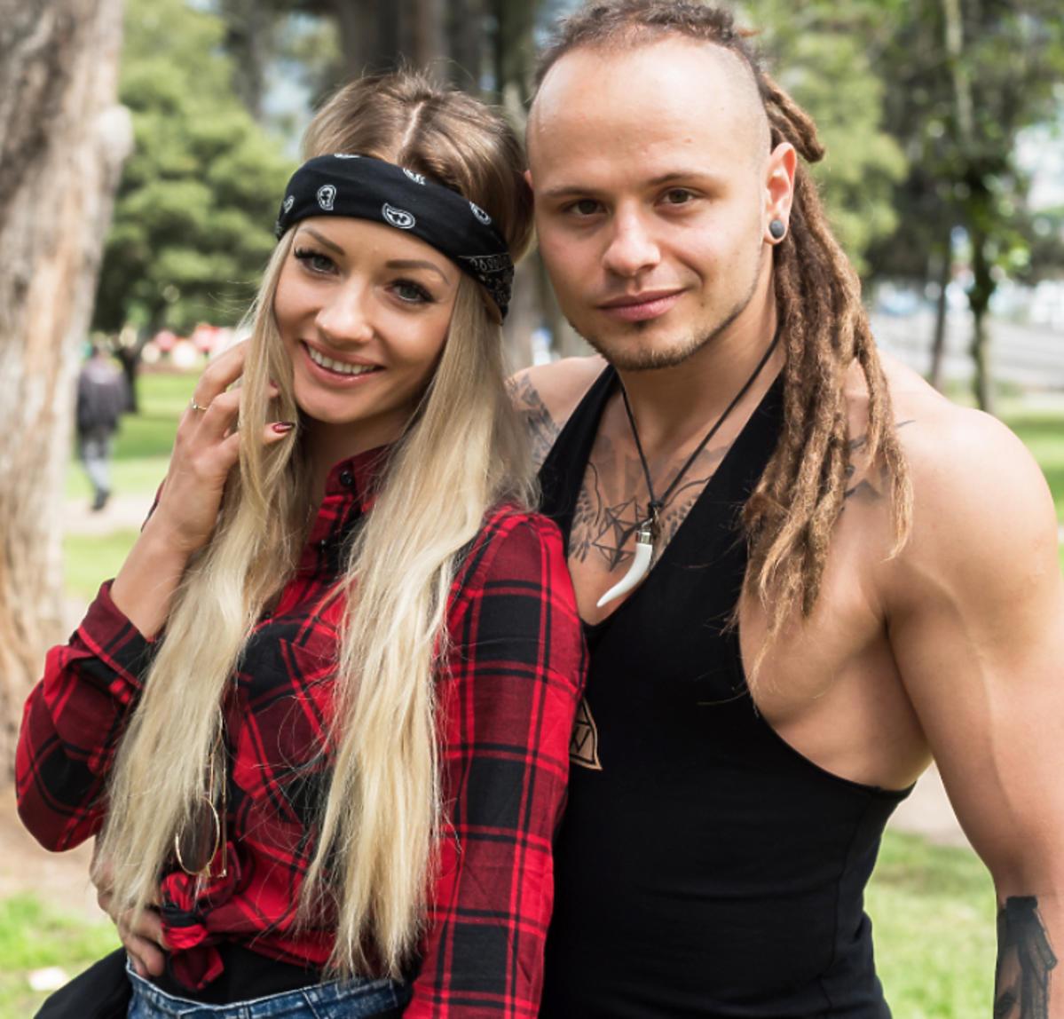 Mateusz i Pamela z Fit Lovers w programie Ameryka Express