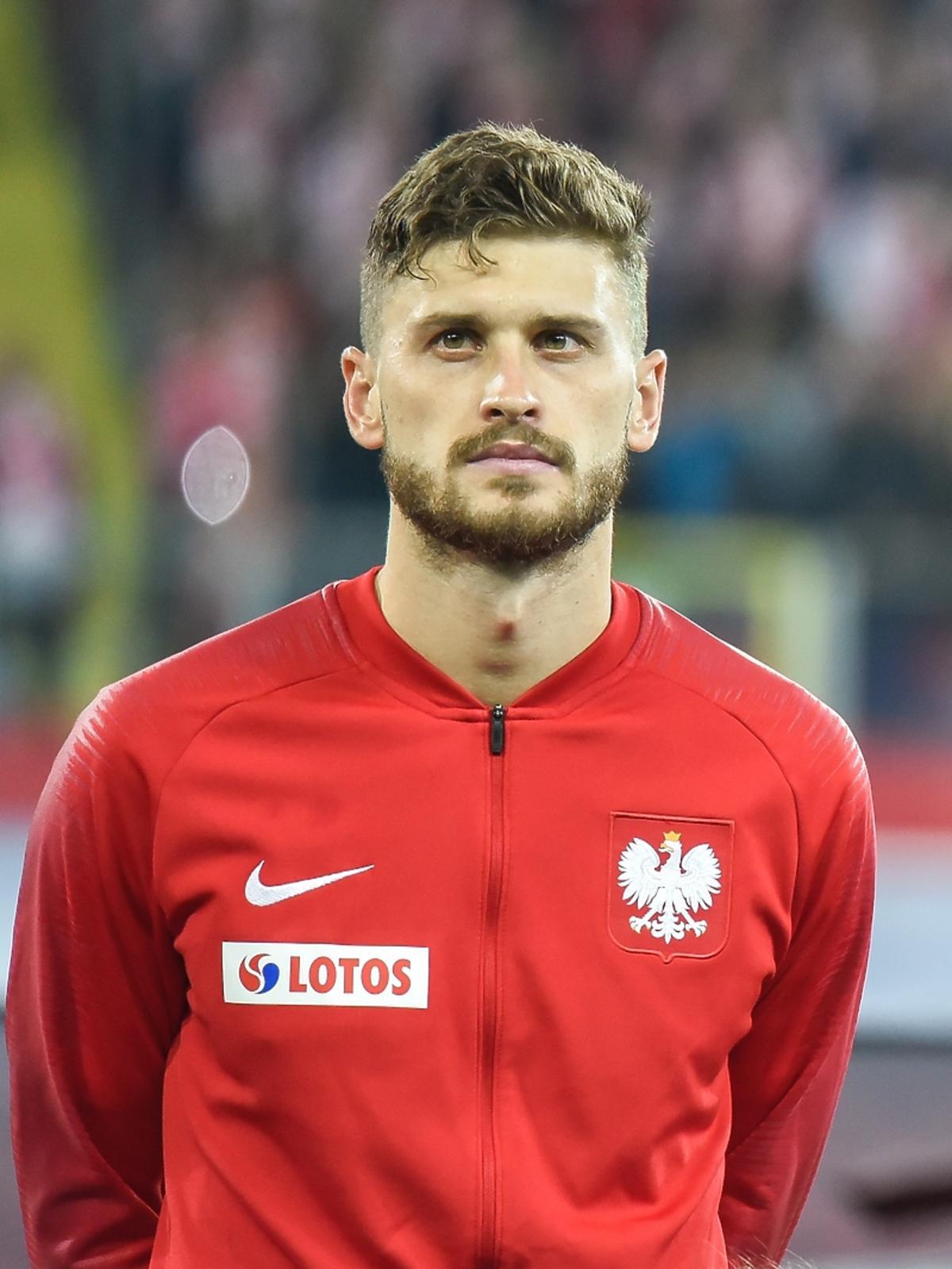 Mateusz Klich w reprezentacji Polski