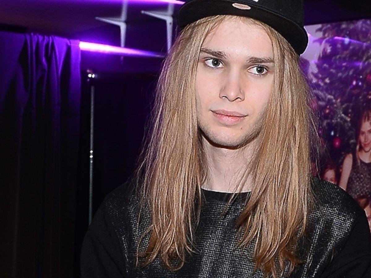 Mateusz Maga jest blondynem