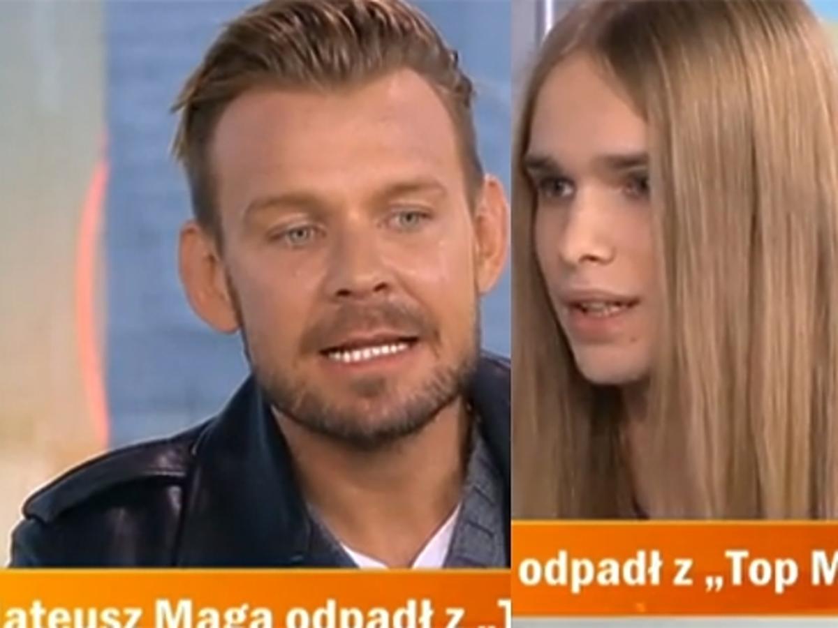 Mateusz Maga w Dzień Dobry TVN