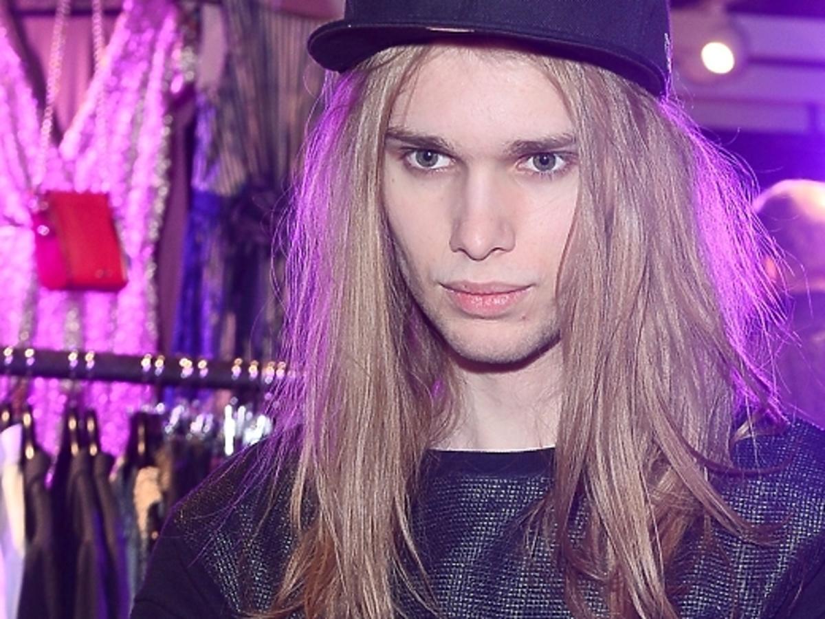 Mateusz Maga w Top Model