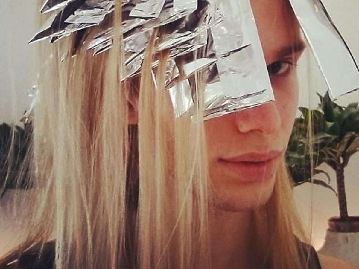 Mateusz Maga zmienił fryzurę