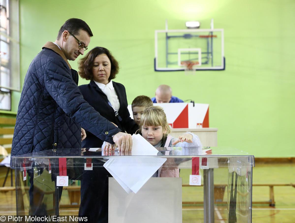 Mateusz Morawiecki wybory
