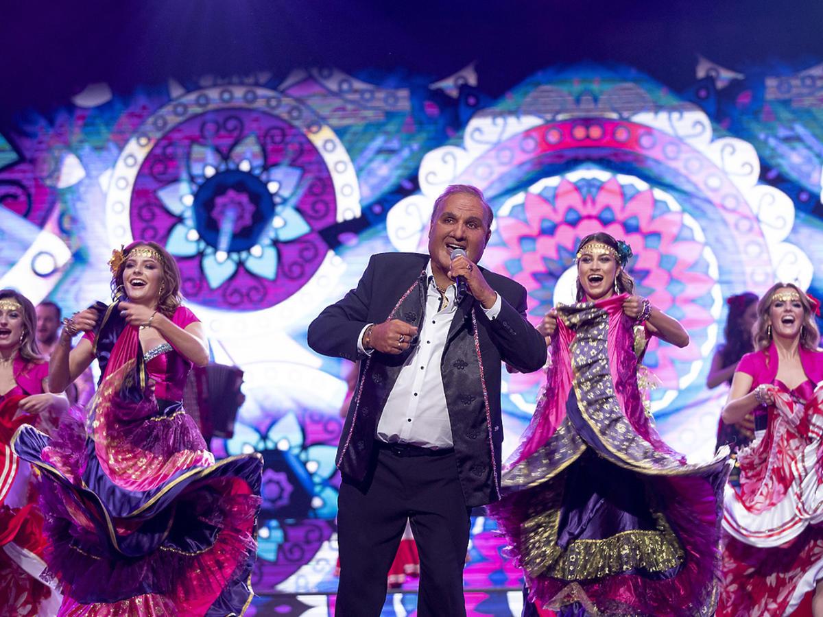 Mateusz Ziółko jako Don Vasyl