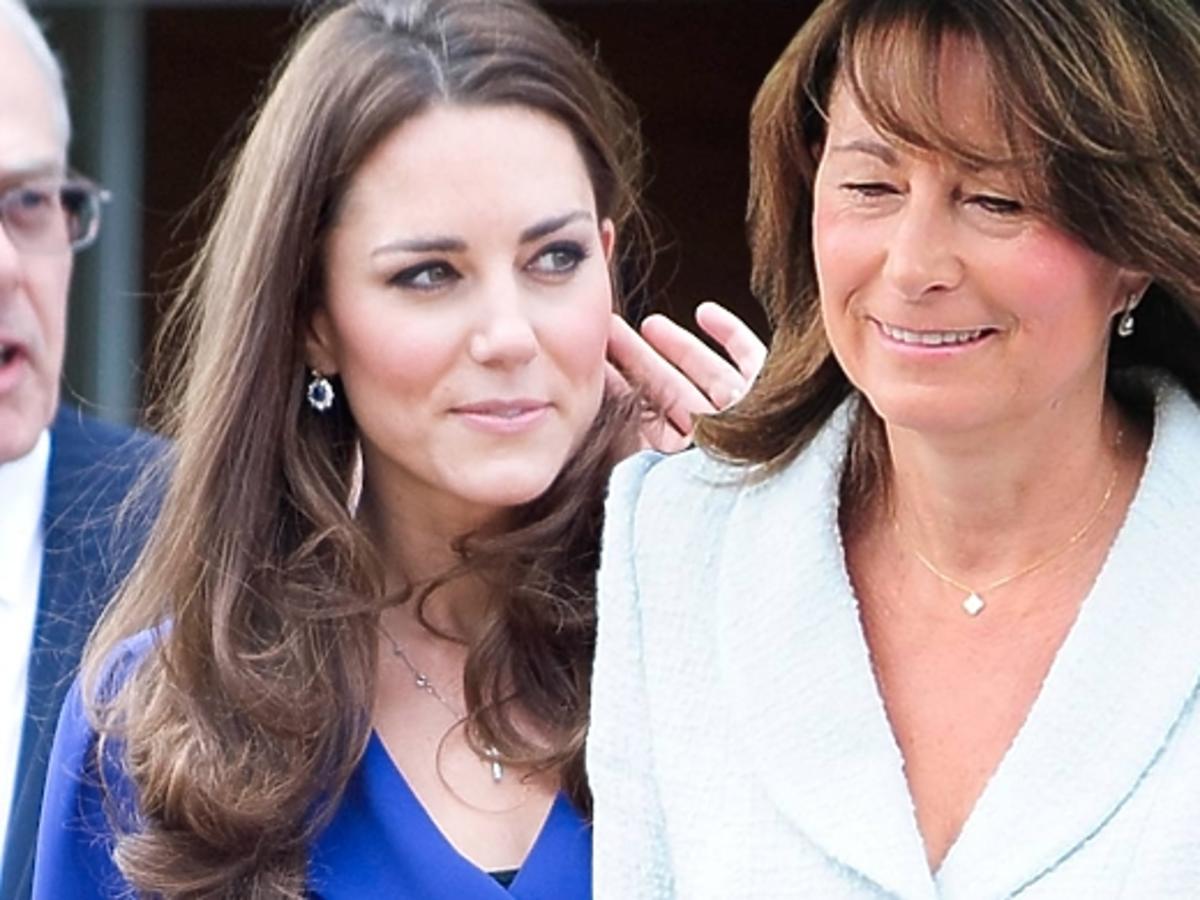 Matka księżnej Kate w ogniu oskarżeń rodziny