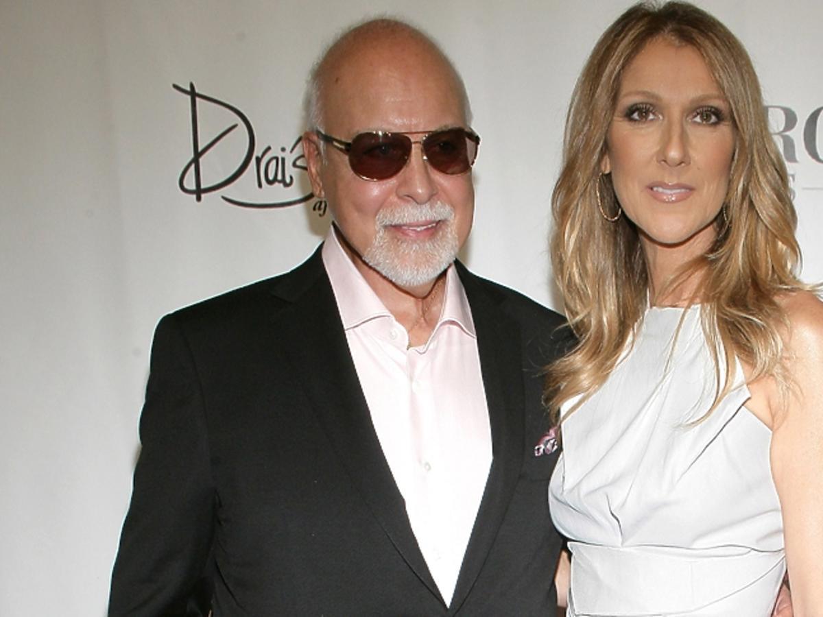 Mąż Celine Dion nie żyje!
