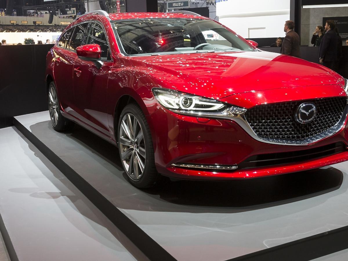 Mazda 6, jedna z premier Geneva Motor Show