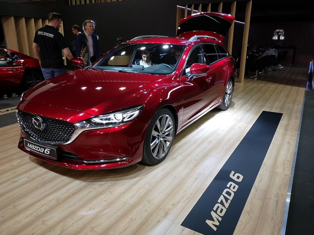 Mazda na Poznań Motor Show 2018