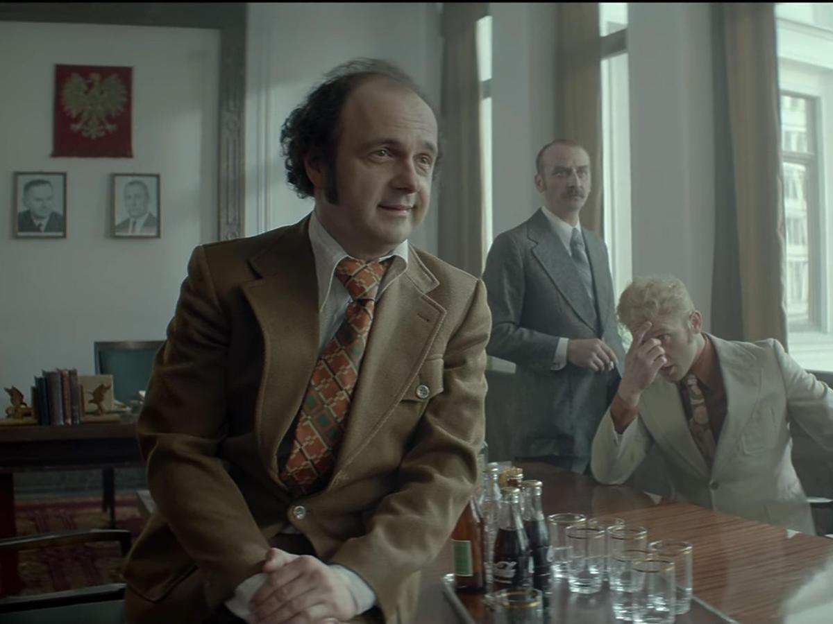 Mecwaldowski, Szyc w filmie Sztuka kochania