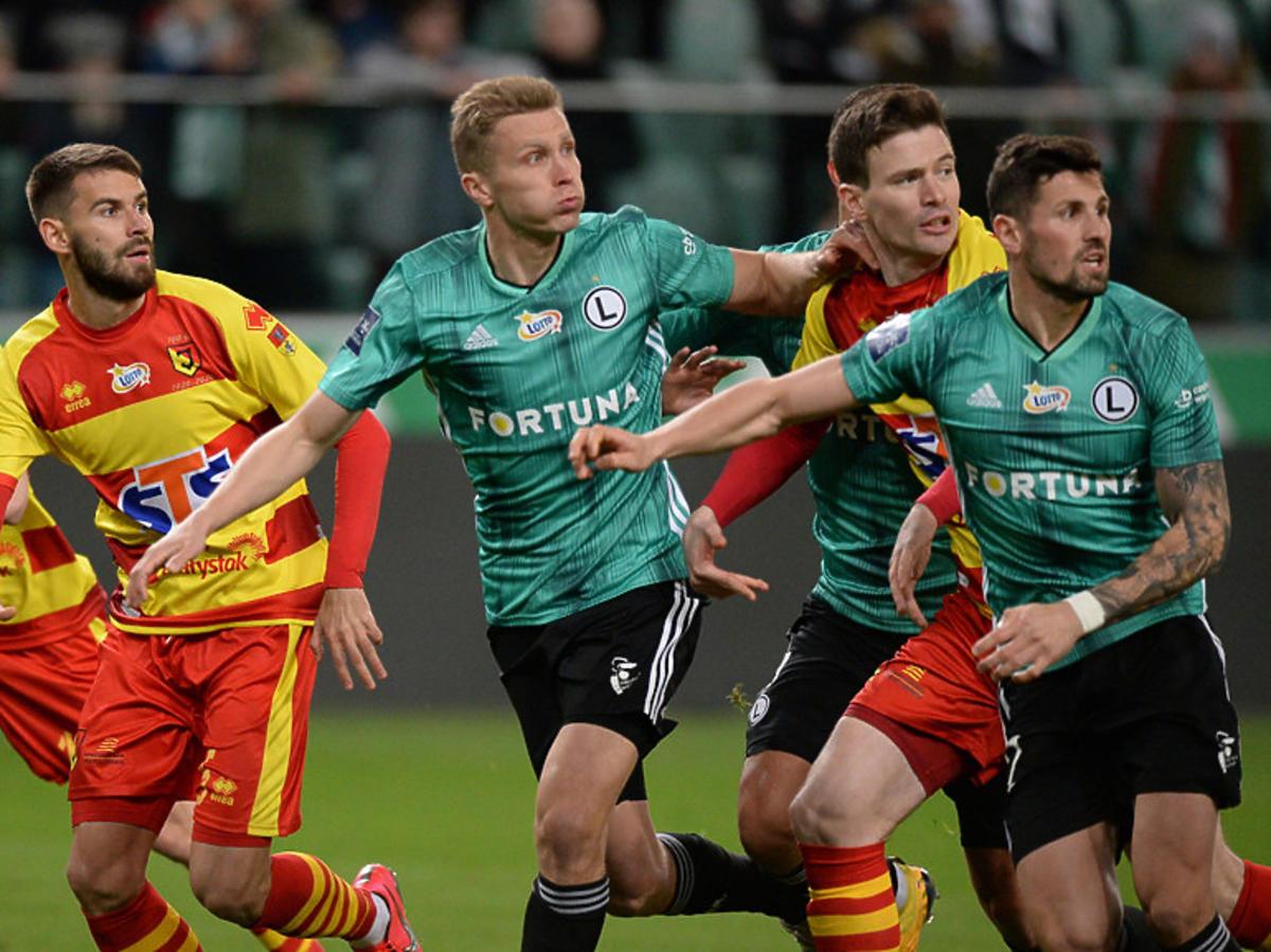 Mecz Ekstraklasy