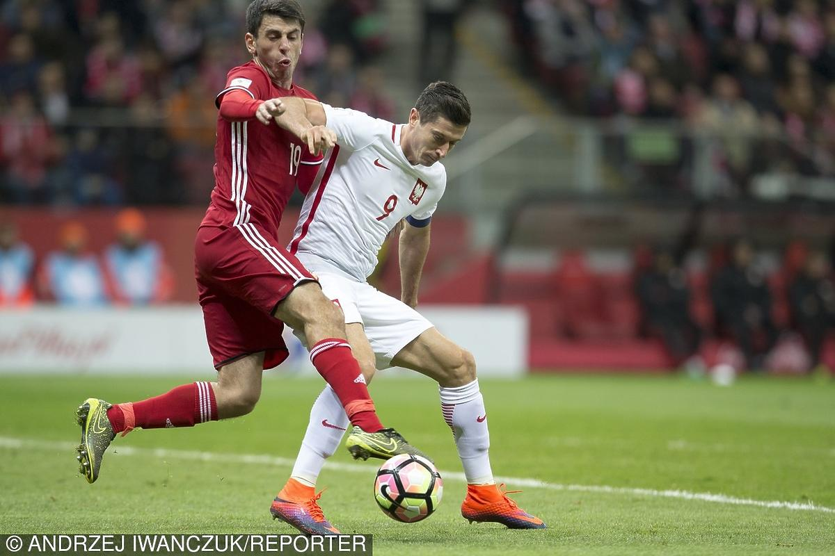 Mecz Polska Arminia, Kuba BMecz Polska Arminia, Robert Lewandowskiłaszczykowski