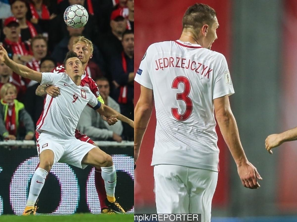 mecz Polska-Dania, Robert Lewandowski