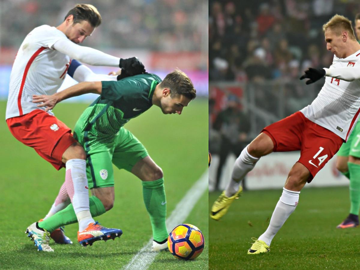 Mecz Polska-Słowenia