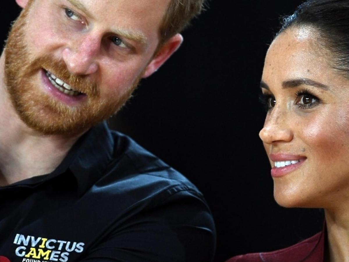 Meghan i Harry imię dla dziecka