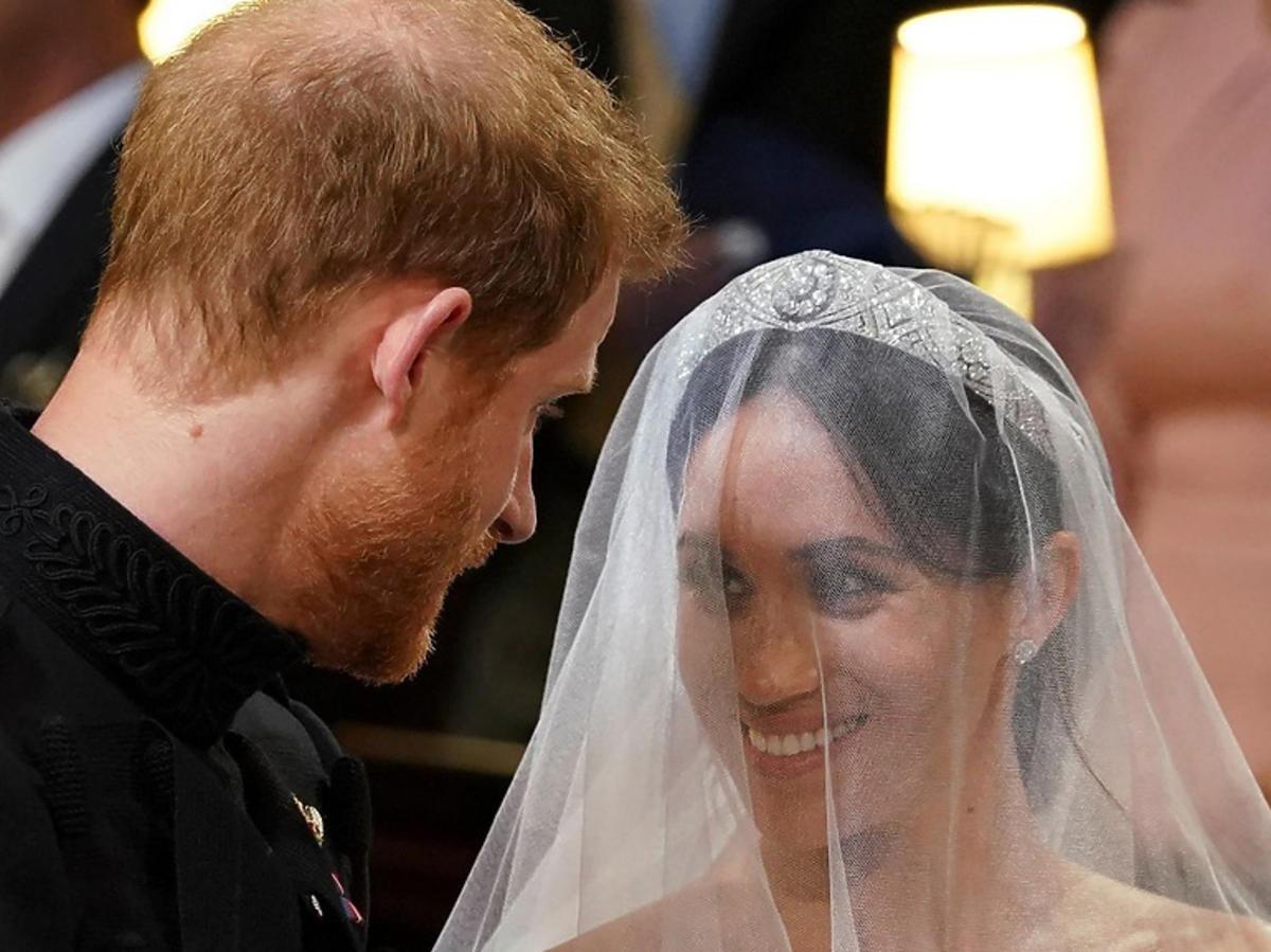 Meghan Markle i książę Harry biorą ślub