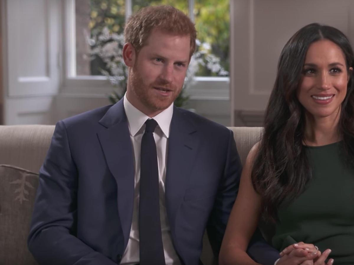 Meghan Markle i książę Harry pierwszy wywiad