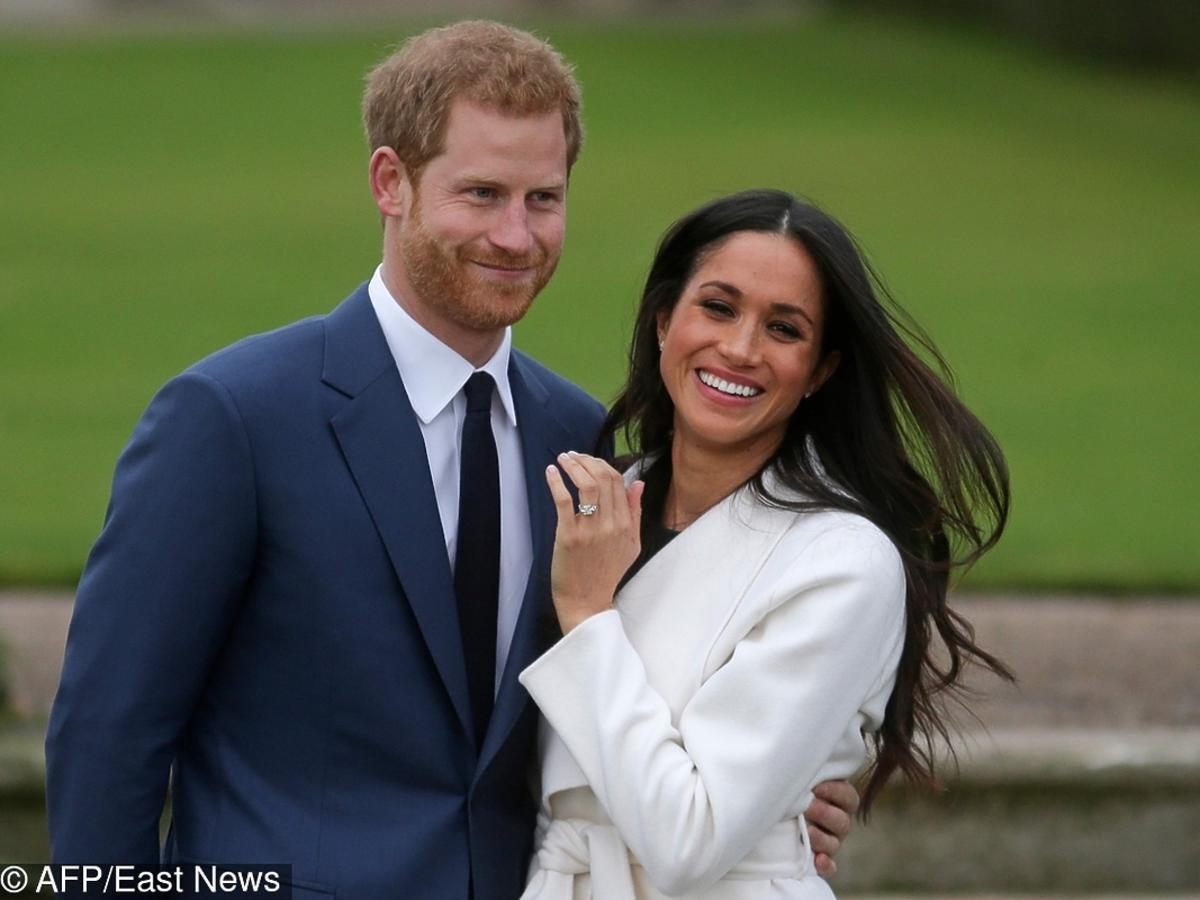 Meghan Markle i książę Harry zaręczeni