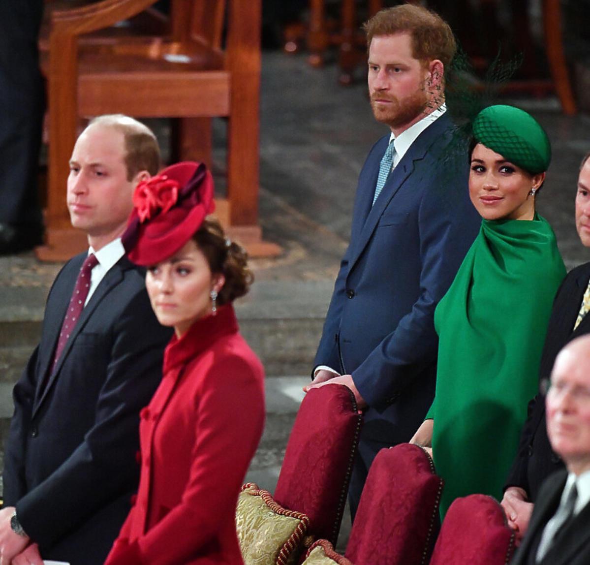 Meghan Markle  księżna Kate